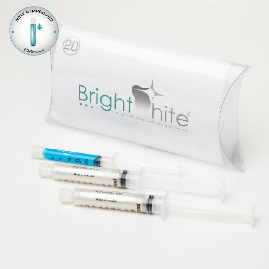 BrightWhite® utántöltő 20 alkalomra
